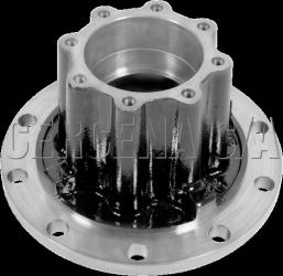 Cubo de Roda CRC 004