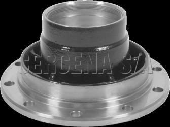 Cubo de Roda CRC 051